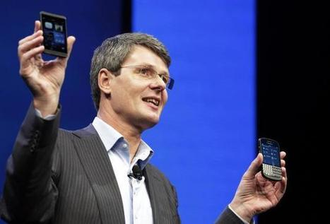 BlackBerry CEO says iPhone is outdated | The Future of the IT Industry | Scoop.it