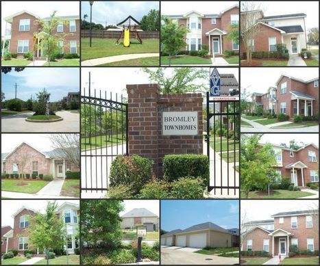 7 Facts Bromley Townhomes Baton Rouge 2015-2016 | Baton Rouge Condos and Townhomes Housing Market Updates | Scoop.it