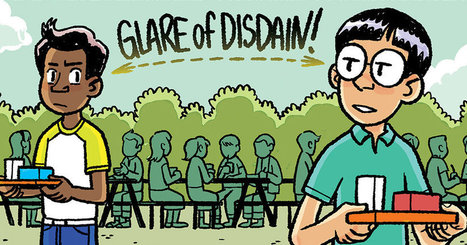 Glare of Disdain | Multicultural Children's Literature | Scoop.it
