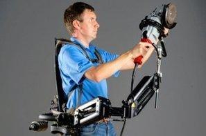 Mantis, un exosquelette bientôt dans les usines   Innovation dans l'Immobilier, le BTP, la Ville, le Cadre de vie, l'Environnement...   Scoop.it