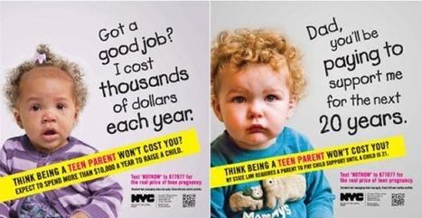 Teen Pregnancy Advertisement | Fallacies Found | Scoop.it