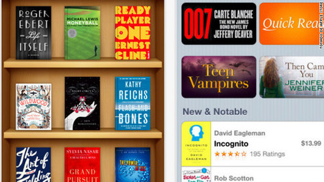 "Apple lanza iBooks 2 para ""reinventar"" los libros de texto – CNN en Español – Ultimas Noticias de Estados Unidos, Latinoamérica y el Mundo, Opinión y Videos - CNN.com Blogs 