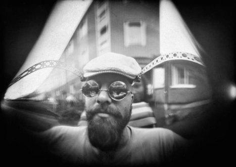 Photographer Creates Clever Pinhole Headgear to Capture Unique Selfies - PetaPixel | Actualités de la photo et techniques | Scoop.it