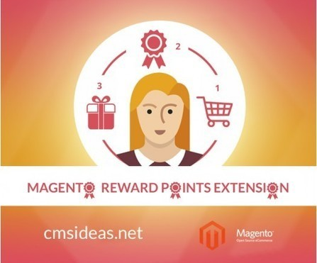 Magento Reward Points PRO | Magento Extensions | Cmsideas | Magento Extensions and Magento Themes | Scoop.it