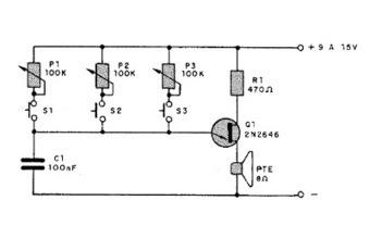 Circuitos electronicos: Generador de multitonos   Circuitos electrónicos   Scoop.it