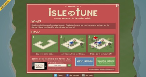 Isle of Tune | Τάξη 2.0 | Scoop.it