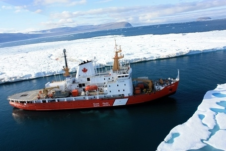 Feds new confidentiality rules on Arctic project called 'chilling' | Inuit Nunangat Stories | Scoop.it