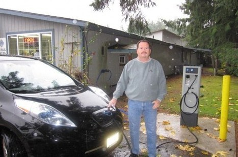 Why 100,000 Miles In A Nissan Leaf In 2½ Years Is Super Logical | Sustain Our Earth | Scoop.it