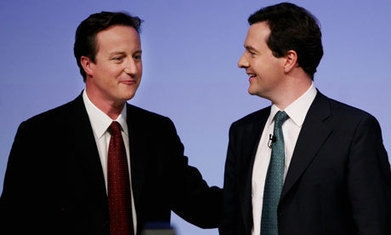 WikiLeaks cables: Mervyn King had doubts over Cameron and Osborne | Dave's Diary | Scoop.it