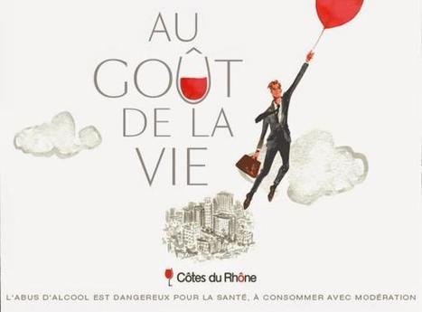 La nouvelle campagne pour les vins du Rhône sera-t-elle condamnée? | Le vin quotidien | Scoop.it