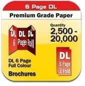 6 Page Roll or Z Fold Portrait Full Colour Brochures | online printings Australia | Scoop.it