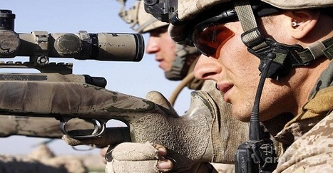 Marine Scout/Snipers: One Shot, One Kill   Military Gifts   Scoop.it