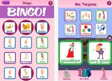 Me divierto en inglés, para que los niños practiquen el idioma [iOS] | Recull diari | Scoop.it