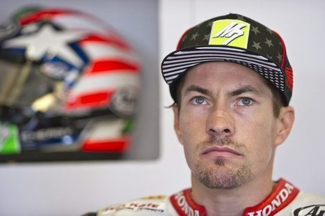 Nicky Hayden undergoes successful knee surgery | Motorcycle Racing | Scoop.it