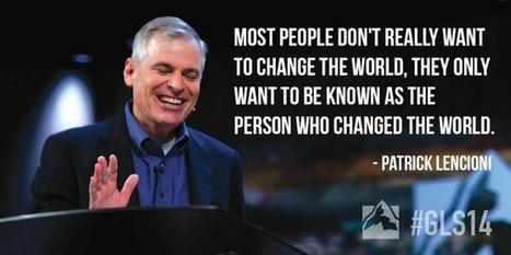 14 Leadership Lessons from #GLS14 | Surviving Leadership Chaos | Scoop.it