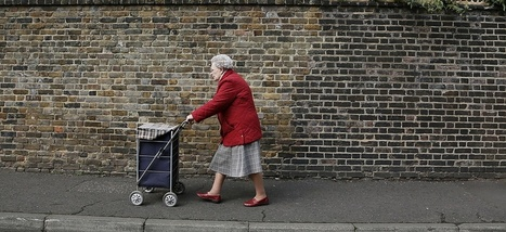 Le nouveau défi de l'insertion, c'est enrayer la solitude des vieux | Le vieillissement | Scoop.it