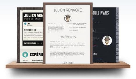 Le concours de CV Remixjobs, parce-qu'un bon CV c'est aussi du design | Emploi et ressources humaines | Scoop.it