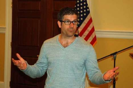 Greenwich group hears triumphant tale of former prisoner | Digital literacies for incarcerated students | Scoop.it