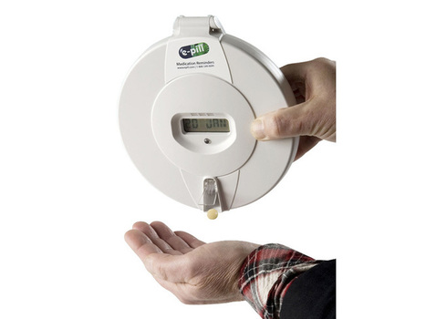 e-pill launches new MedTime Plus reminder, dispensing system | Buzz e-sante | Scoop.it