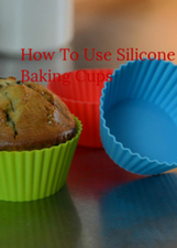 How To Use Silicone Baking Cups   Breville Ikon Electric Tea Kettle   Scoop.it
