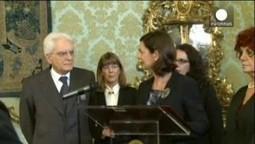 """VIDEO: El jurista Mattarella, nuevo presidente de Italia   """"Scuola oggi""""   Scoop.it"""