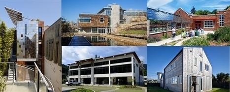 Five Projects Achieve Net Zero Energy Building Certification | GreenWizard | Energy Efficiency | Scoop.it
