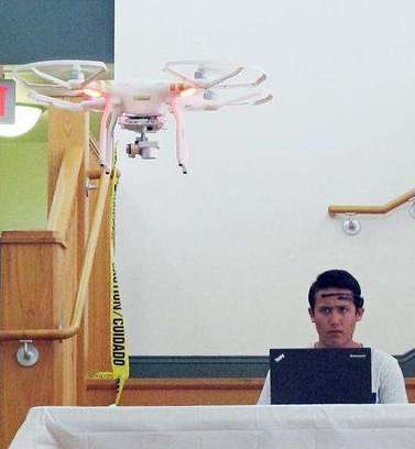 Ready, set, think! Mind-controlled drones race to the future | News we like | Scoop.it