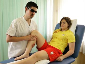 Fisioterapia, actividad para personas con baja vision   Salud Visual 2.0   Scoop.it