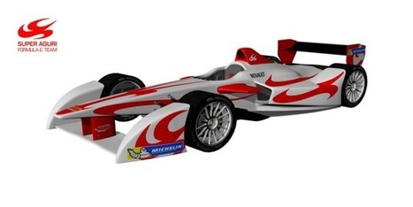 Formula E - Super Aguri joins FIA Formula E Championship as sixth team | Motorsport News | Scoop.it