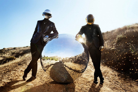 Hear Daft Punk's 1997 'Essential Mix' Again For the First Time | PRODUCTION of Video Music clips and songs | Scoop.it