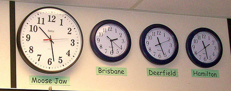 Three Video Explanations of Why We Change Our Clocks This Weekend | iGeneration - 21st Century Education | Scoop.it