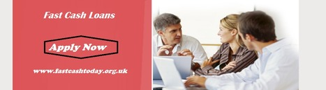 Find the Fast Cash Loans Also Helps Through Easy Online | Fast Cash Today | Scoop.it