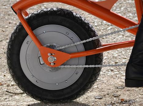 #Mobilité : ez-Wheel annonce une levée de 5,3 millions d'euros pour développer sa roue électrique - Maddyness | Robolution Capital | Scoop.it
