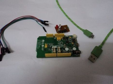 Color Sensor Guide For Linkit One   Raspberry Pi   Scoop.it
