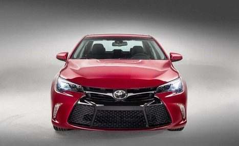 2014 Toyota Camry vs 2015 Toyota Camry Comparison | Best Car In The World | Scoop.it