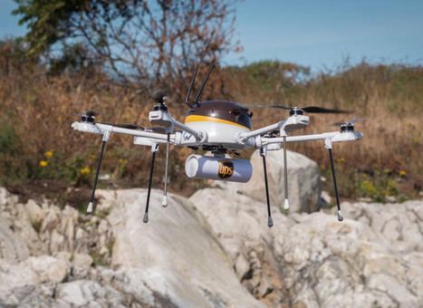 UPS begins testing emergency drone deliveries with CyPhy | Vous avez dit Innovation ? | Scoop.it