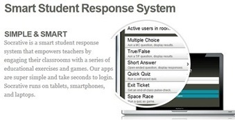 Socrative – A 21st Century Way to Assess | Language learning: CALL, CMC | Scoop.it