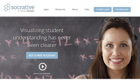 Socrative: Herramienta para crear ejercicios en línea de forma sencilla | Herramientas Web 2.0 para docentes | Scoop.it