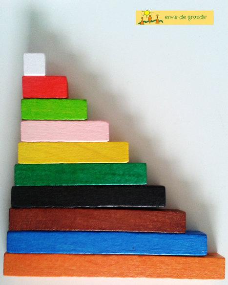 Enseigner le Calcul aux Enfants en Jouant | Envie de Grandir | Montessori | Scoop.it