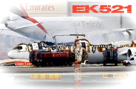 flygcforum.com ✈ EMIRATES FLIGHT EK521 ✈ Emirates plane crash-lands ✈ | Air Transportation | Scoop.it