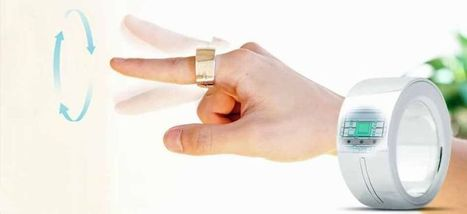 Logbar's Bluetooth Ring Is Like a Magic Wand on Your Finger | The Geeky Globe | The Omnichannel Challenge for Retailers | Scoop.it