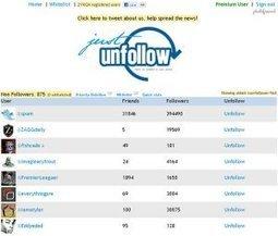 10 outils en ligne pour gerer ses followers sur Twitter | Les outils de la veille | Outils Community Management & Dashboard Marketing | Scoop.it
