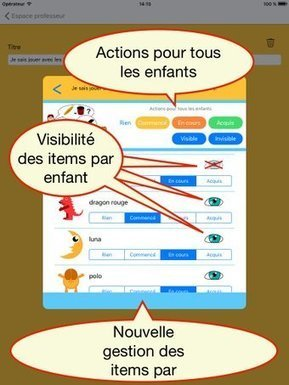 Usages de la tablette à l'école. Evaluation #positive en maternelle Tweet from @abcapplications | TICE - E-learning - pédagogie numérique | Scoop.it