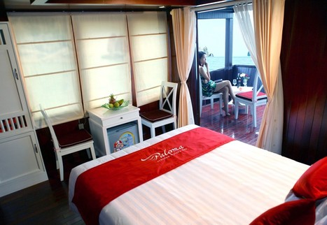 Paloma Cruise features our top picks for cruising in Halong Bay | cho thue xuong kmass | Scoop.it