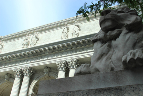 New York Public Library partners with Zola to offer algorithmic book recommendations | US Taxes | Scoop.it