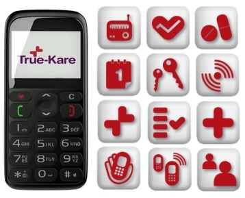 Vittaly : le téléphone True-Kare sécurise les séniors de Seine-Saint-Denis