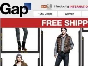 The GAP: étude de cas d'une marque dépassée par sa communauté | Digital Reputation Blog | SOCIAL MEDIA_CM_COM | Scoop.it