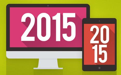 Graphic Design Trends 2015 | SwiftGraphics | Scoop.it