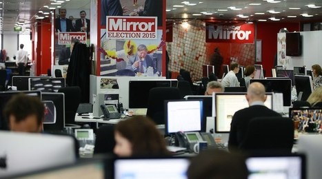 Trinity Mirror redesigns 50 of its sites to cut page load in half | RJI links | Scoop.it