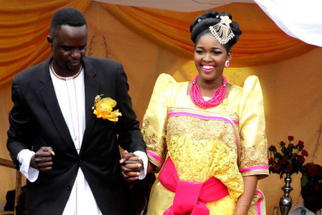 I took my time, and God rewarded me with a  beautiful wife | Trending in Uganda | Scoop.it